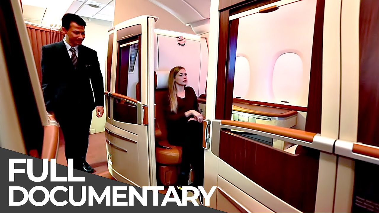 World's Most Expensive Plane Ticket, Aviation Myths & Boeing Apartment | Airplane | Free Documentary