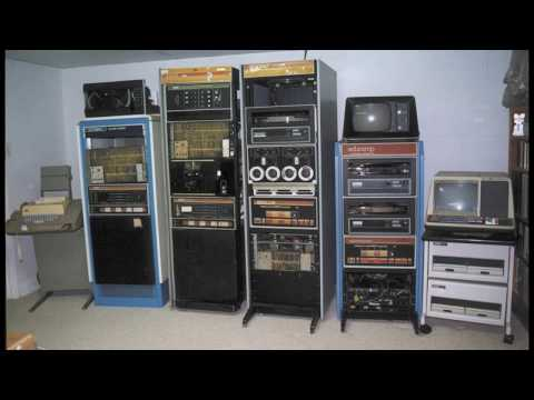 The Sounds Of DEC Mini-Computers