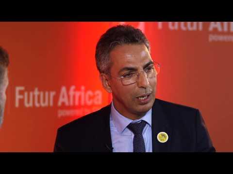Abdelaziz Yaaqoubi : « Le Gabon veut aujourd'hui accélérer sa diversification économique »