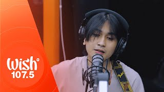 Adie performs Paraluman LIVE on Wish 107.5 Bus