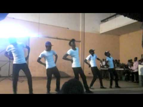 Dream Team Performance At Kibuli SS 2014