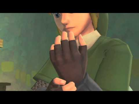 The Legend of Zelda: Skyward Sword - Comic Con 2011 Trailer