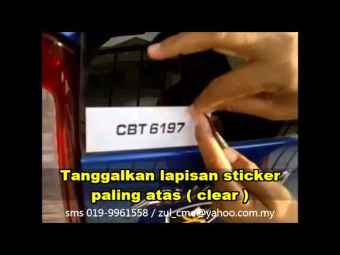 Elak kereta anda dicuri dengan mudah.. ( DIY car security tip )