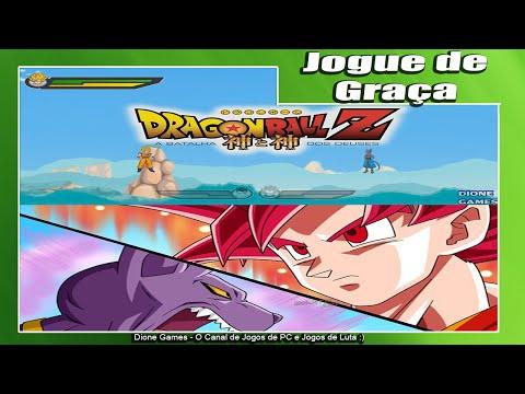 Dragon Ball Z Battle of Gods - 15 Minutos Com o Jogo - Confira Agora! (PC/Gratis/Dione Games)