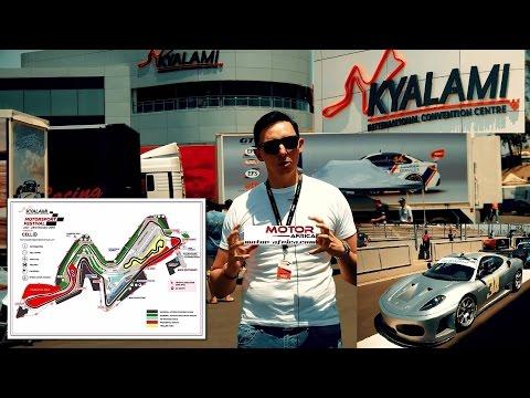 Kyalami Festival of Motorsport - October 22 to 23 2016