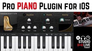 Pro Piano Plugin?   Ravenscroft 275 for iOS (iPhone/iPad)