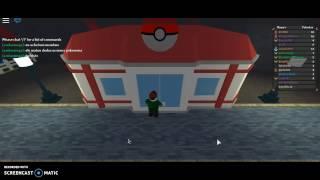 UNDER DA LAKE!!! (Pokemon Brick Bronze) Roblox