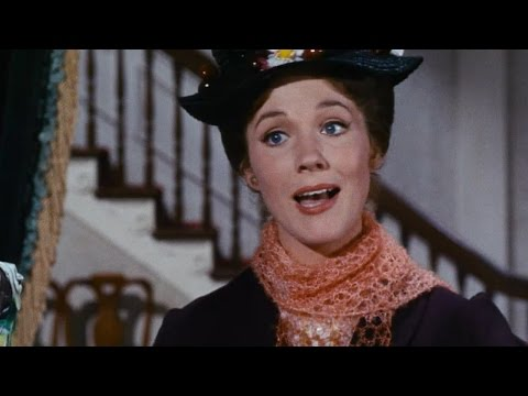 EXCLUSIVE: Julie Andrews Talks 'Mary Poppins' Sequel and Passing the Umbrella to Emily Blunt