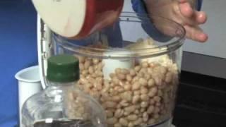 Turning Tables Italian Hummus