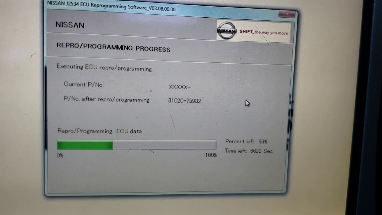 Part 1 NERS blank TCM programming 2006 Frontier - смотреть