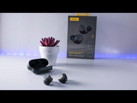 Jabra Elite 75t Truly Wireless Earphone - REVIEW