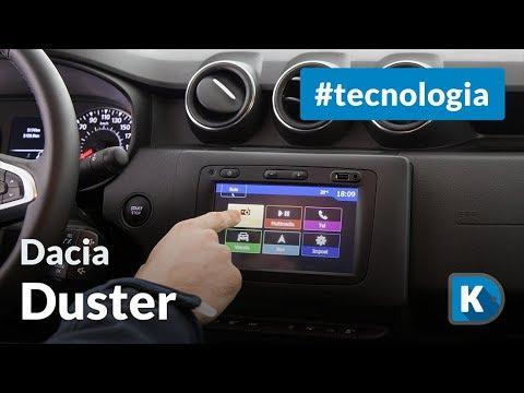 Dacia Duster 2018: