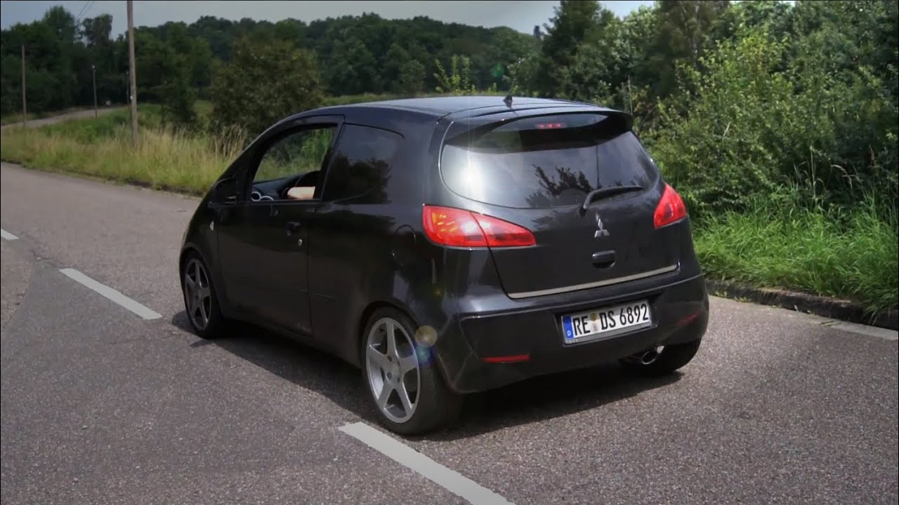 Mitsubishi Colt Cz3 Sound With Czt Exhaust Youtube