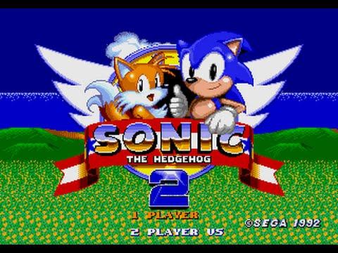 Sonic The Hedgehog 2 Version Xbox 360 Arcade Gameplay Youtube