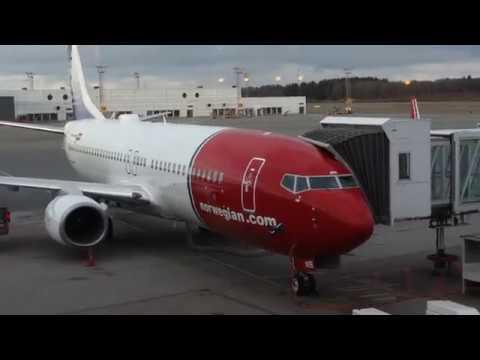 ✈ Norwegian - Boeing 737-800, ARN - MMX ✈