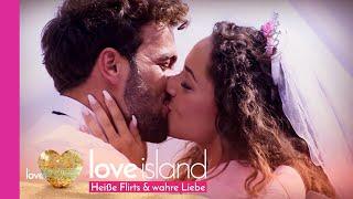 Best of Trouble Couple: Samira & Yasin | Love Island - Staffel 3