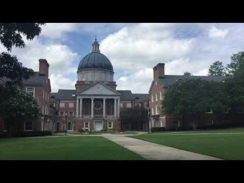 Samford University | College Tour 2017