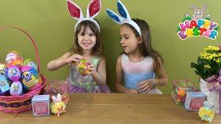 Princess Fun Place Easter Egg Surprises: LOL Surprise Dolls, Pikmi Pops, Disney Princess Toys