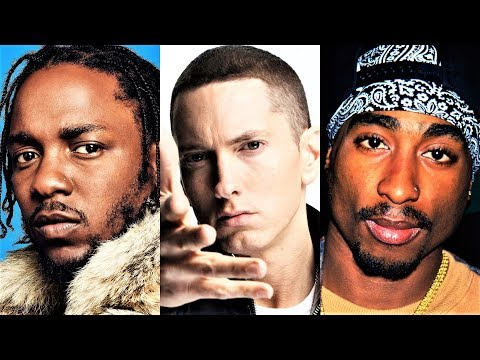 Best Rapper Of Each Year (King Of Rap) [1979 - 2018]