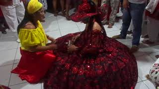 Saída Da Pomba Gira Cigana - Ilê Axé Umbanda Severino De Xangô - Itabaiana - PB 23.09.2017