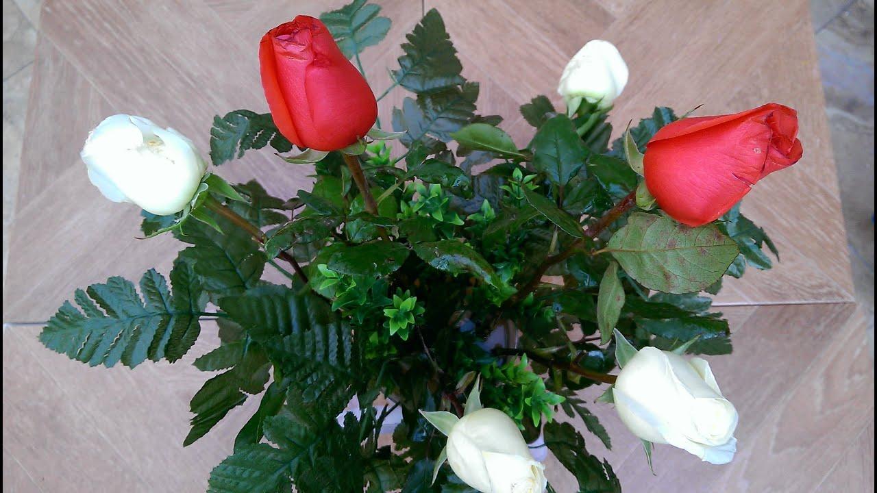 Arreglos florales bonitos f ciles y duraderos manualidades for Arreglos de rosas sencillos
