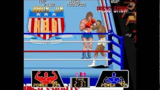 Arcade Boxing Games