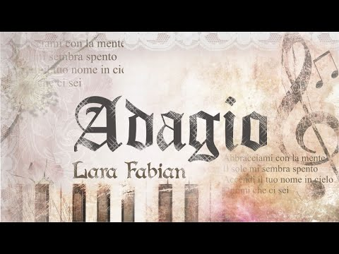 Lara Fabian - Adagio с переводом (Lyrics)