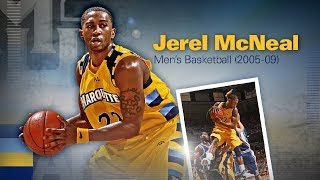 2018 Marquette M Club Hall of Fame - Jerel McNeal