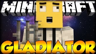 Minecraft - Hardcore Games - GLADIATOR MEGA GG!