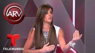 Gaby Espino revela cómo recuperó su figura después del embarazo | Al Rojo Vivo | Telemundo