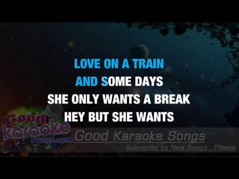 Feel That Fire -  Dierks Bentley (Lyrics Karaoke) [ Goodkaraokesongs.com ]