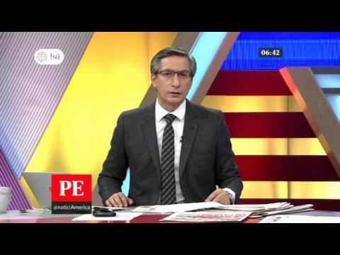América Noticias primera edición 27-09-16,