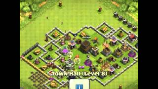 Fg clash of clans
