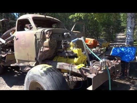 Studebaker US6 'Frozen In Time' (Engine Overhaul)