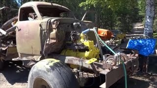 "Studebaker US6 ""Frozen In Time"" (Engine Overhaul)"