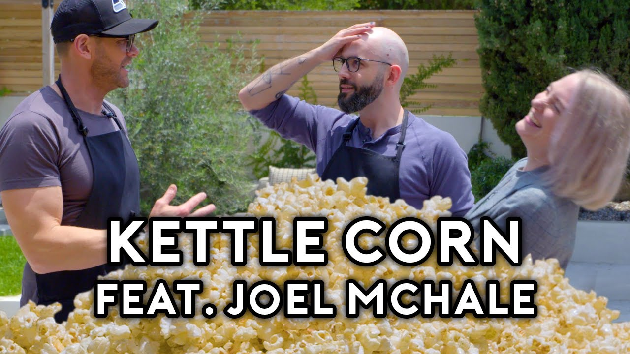 Download Binging with Babish 9 Million Subscriber Special: Kettle Corn from Community (feat. Joel McHale)