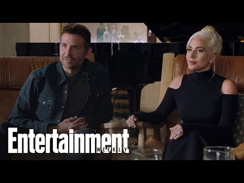 Bradley Cooper And Lady Gagas Journey To Reinvent A Star Is Born  Entertainment Weekly