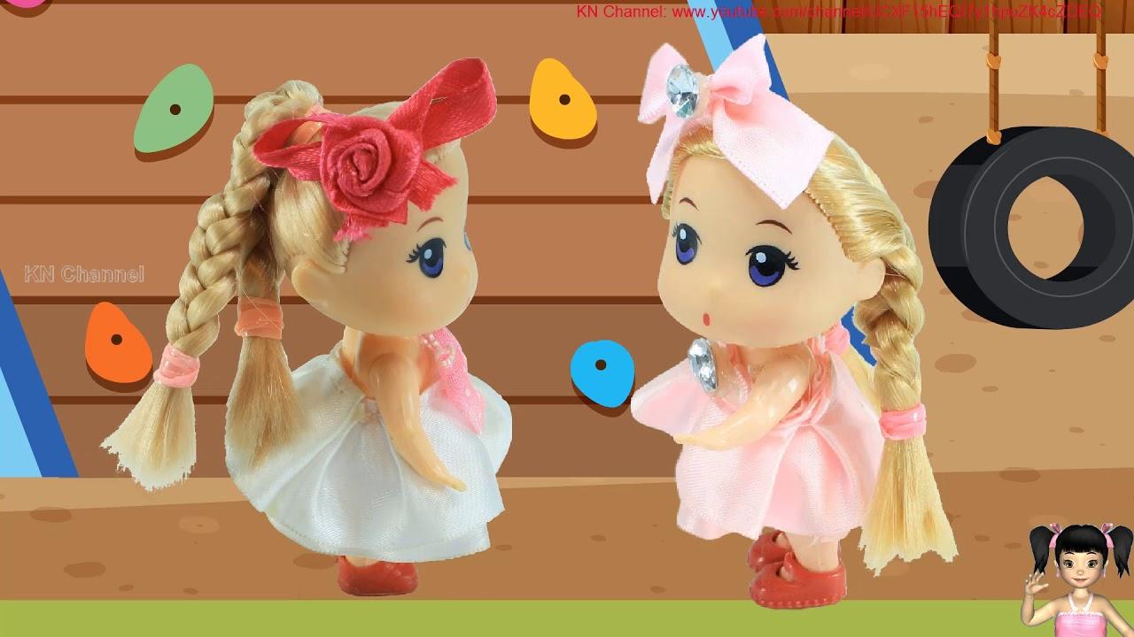 BabyBus - Tiki Mimi và trò chơi dạy bé đánh răng sạch sẽ - YouTube