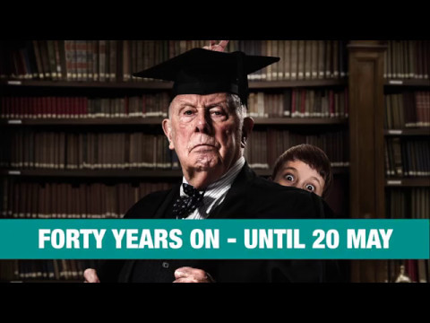 Forty Years On Production Trailer