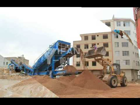 Concrete Recycling - Urban Construction Waste Recycling Solutions