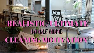 《NEW》ULTIMATE-REALISTIC WHOLE HOME CLEANING MOTIVATION 🏠   THE REAL DEAL!!!!   TAMARA MICHELLE