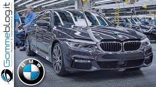 2020 BMW 5 Series – PRODUCTION (German Car Factory)