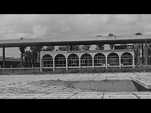 """""""phantom space"""": Oscar Niemeyer's modernist fairground in Tripoli, Lebanon"""