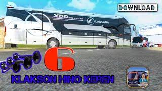 Top Hits -  Jos Mantep Enam Klakson Hino Keren Link