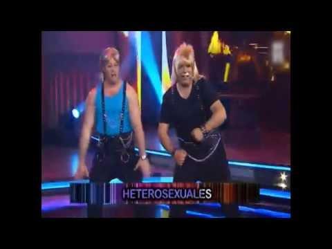Heterosexuales Por Opción - Blondon Boys Karaoke