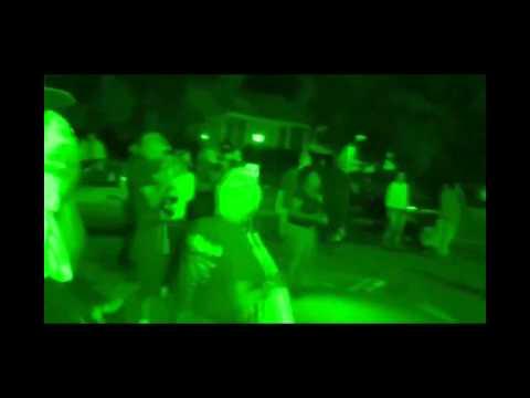 Ferguson is Full of Tear Gas - Two Videos
