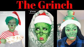 What Will I Wear?  The Grinch …