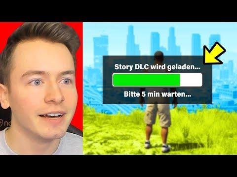 Ich Spiele Das STORY DLC In GTA 5!