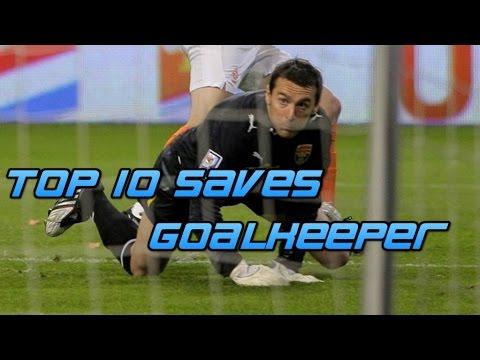 Top 10 Saves ► Macedonia