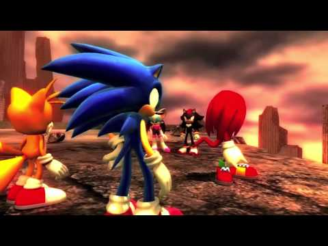 'Golden Rings' A Sonic Generations Tribute (No Autotune)